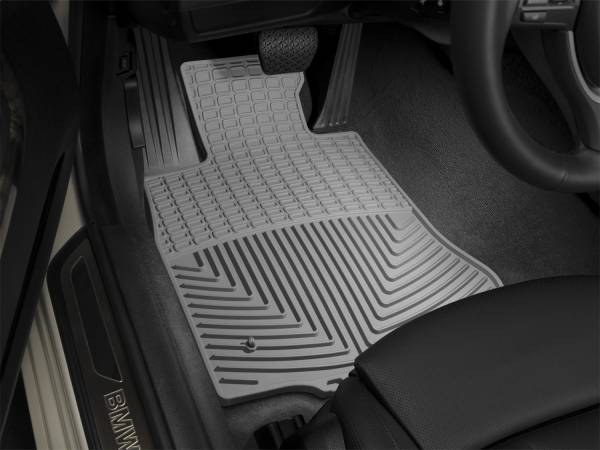 WeatherTech - WeatherTech MB X204 4R G All Weather Floor Mats