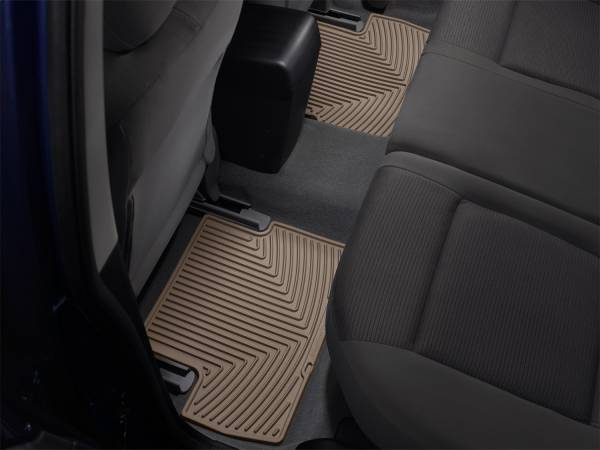 WeatherTech - WeatherTech W221TN All Weather Floor Mats