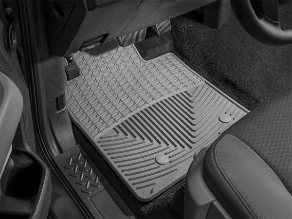 WeatherTech - WeatherTech W214GR All Weather Floor Mats