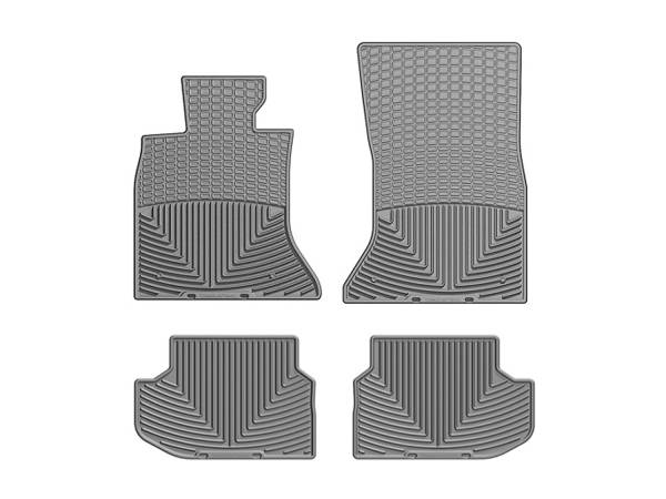 WeatherTech - WeatherTech W204GR-W331GR All Weather Floor Mats