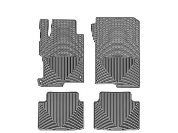 WeatherTech - WeatherTech W293GR-W150GR All Weather Floor Mats