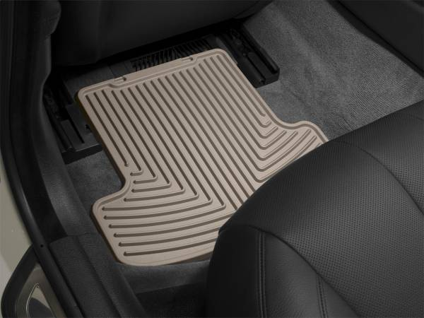 WeatherTech - WeatherTech MB X204 4R T All Weather Floor Mats