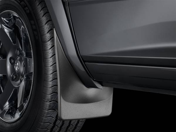 WeatherTech - WeatherTech 120095 MudFlap No-Drill DigitalFit