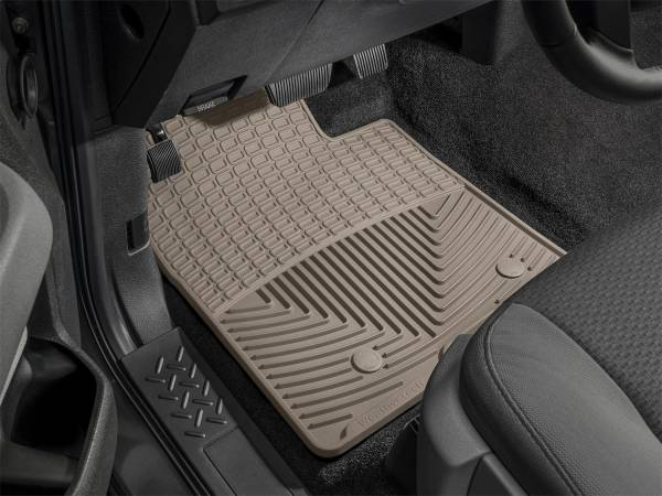 WeatherTech - WeatherTech W220TN-W221TN All Weather Floor Mats