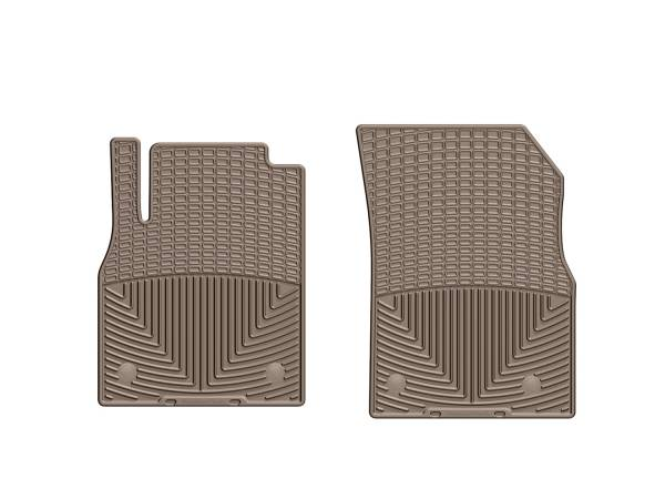 WeatherTech - WeatherTech W275TN All Weather Floor Mats