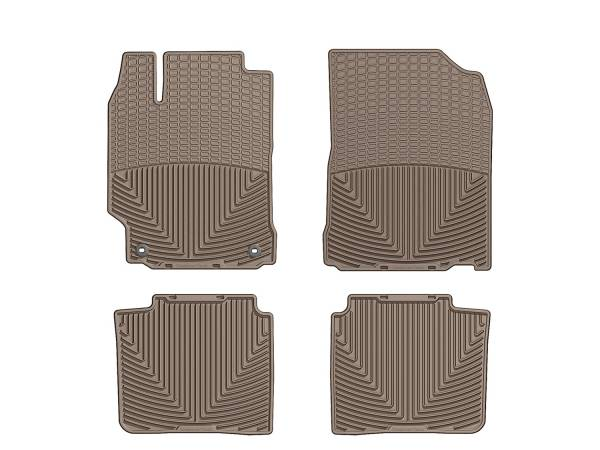 WeatherTech - WeatherTech W255TN-W256TN All Weather Floor Mats