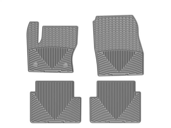 WeatherTech - WeatherTech W283GR-W284GR All Weather Floor Mats