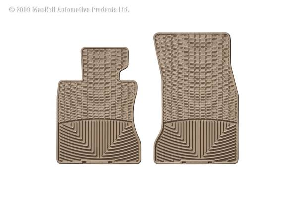 WeatherTech - WeatherTech W62TN All Weather Floor Mats