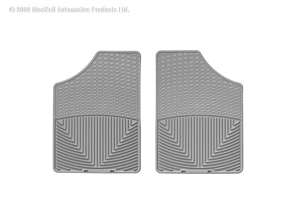 WeatherTech - WeatherTech W4GR All Weather Floor Mats
