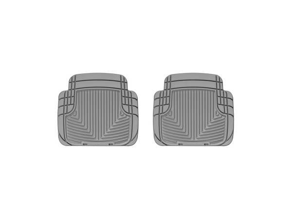 WeatherTech - WeatherTech W50GR All Weather Floor Mats