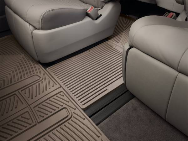 WeatherTech - WeatherTech W247TN All Weather Floor Mats