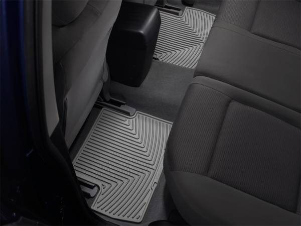 WeatherTech - WeatherTech W261GR All Weather Floor Mats