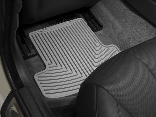 WeatherTech - WeatherTech W72GR-W70GR-W264GR All Weather Floor Mats
