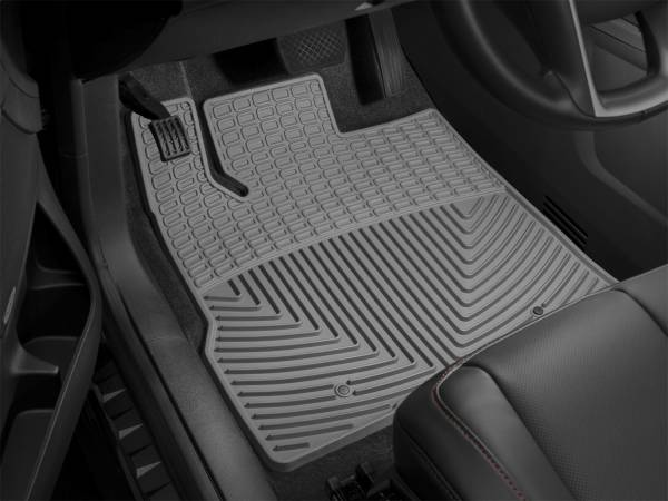 WeatherTech - WeatherTech W463GR-W464GR All Weather Floor Mats