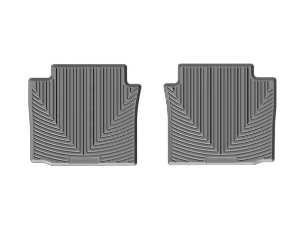 WeatherTech - WeatherTech W432GR All Weather Floor Mats