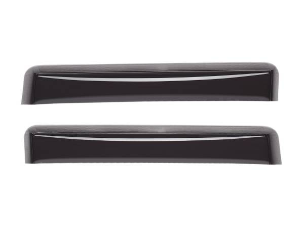 WeatherTech - WeatherTech 81553 Side Window Deflector