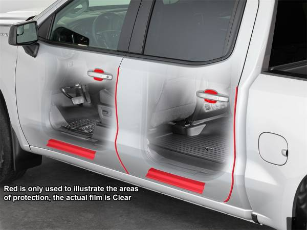 WeatherTech - WeatherTech SP0052 Scratch Protection Film