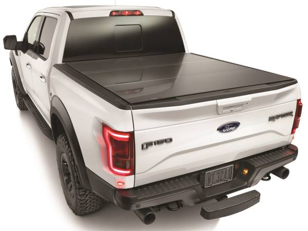 WeatherTech - WeatherTech 8HF070015 AlloyCover Hard Truck Bed Cover