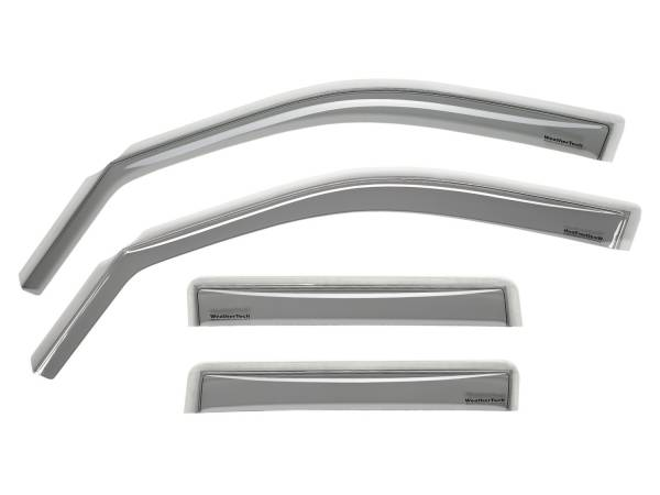 WeatherTech - WeatherTech 72521 Side Window Deflector