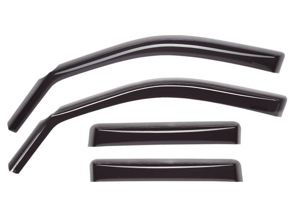 WeatherTech - WeatherTech 82561 Side Window Deflector