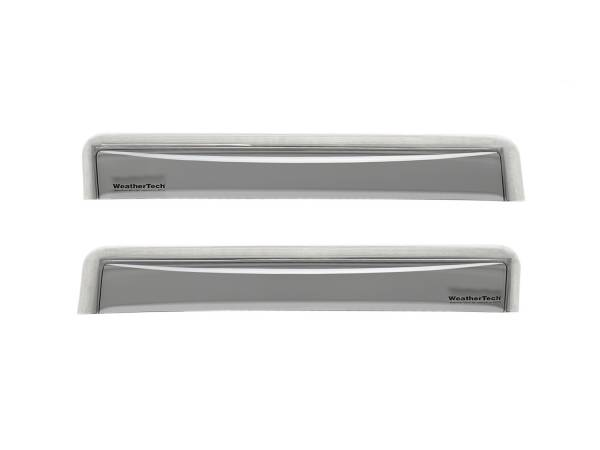 WeatherTech - WeatherTech 71755 Side Window Deflector