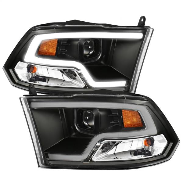 Anzo USA - Anzo USA 111404 Projector Headlight Set w/Halo