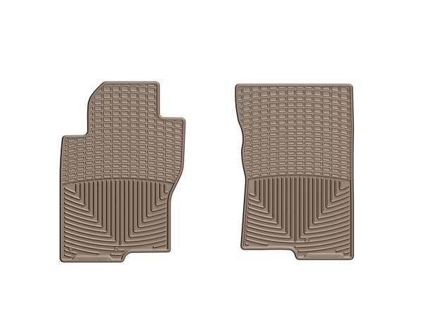 WeatherTech - WeatherTech W222TN All Weather Floor Mats