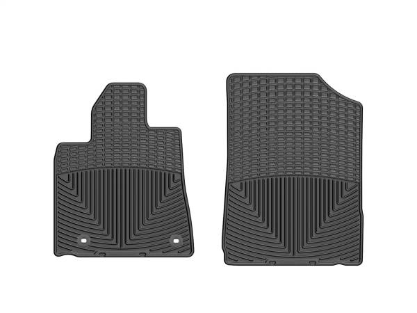 WeatherTech - WeatherTech W265 All Weather Floor Mats