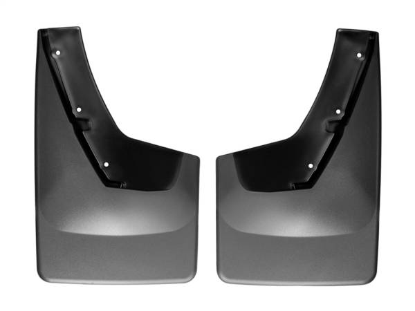 WeatherTech - WeatherTech 120037 MudFlap No-Drill DigitalFit