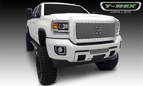 T-Rex Grilles - T-Rex Grilles 6712110 X-Metal Series Formed Mesh Grille