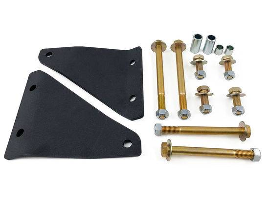 Tuff Country - 1969-1987 Chevy Truck 1/2 & 3/4 ton 4wd - Front Dual Shock Kit Tuff Country - 75170