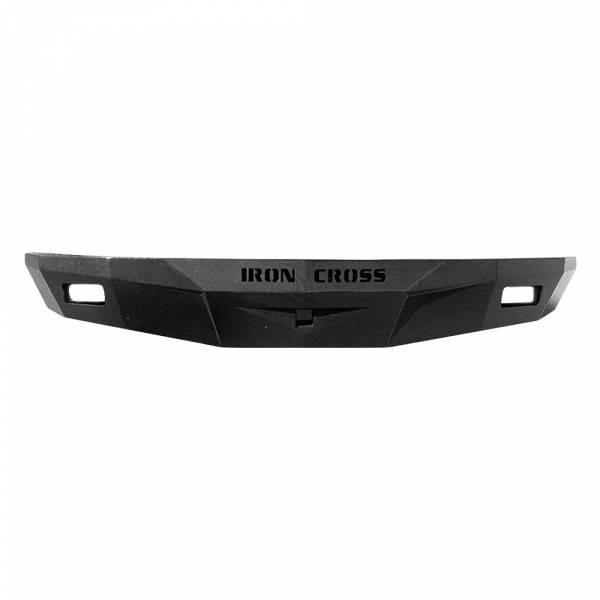 Iron Cross - Iron Cross 30-615-09 RS Series Front Bumper for Dodge Ram 1500 2009-2012 - Gloss Black