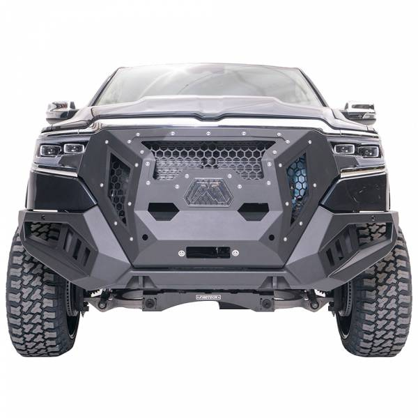 Fab Fours - Fab Fours GR4200-1 Grumper Front Bumper for Dodge Ram 1500 2019-2020 New Body Style