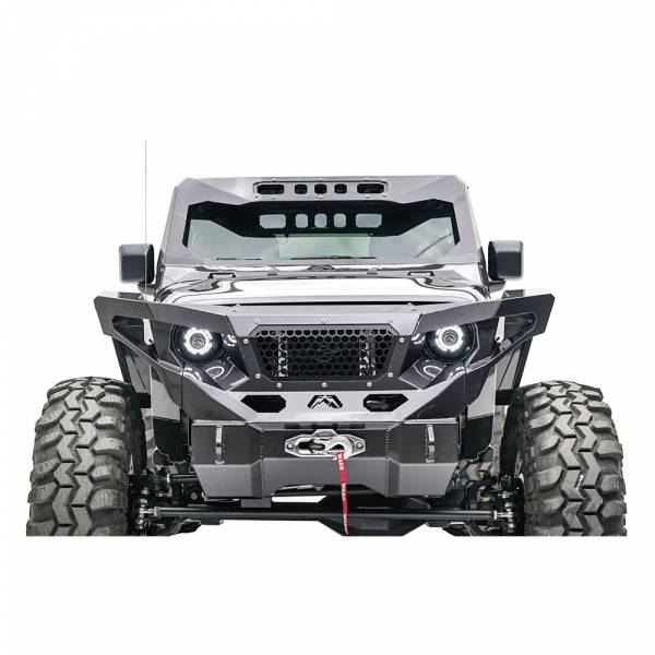 Fab Fours - Fab Fours JL3020-1 ViCowl for Jeep Wrangler JL/Gladiator 2018-2020