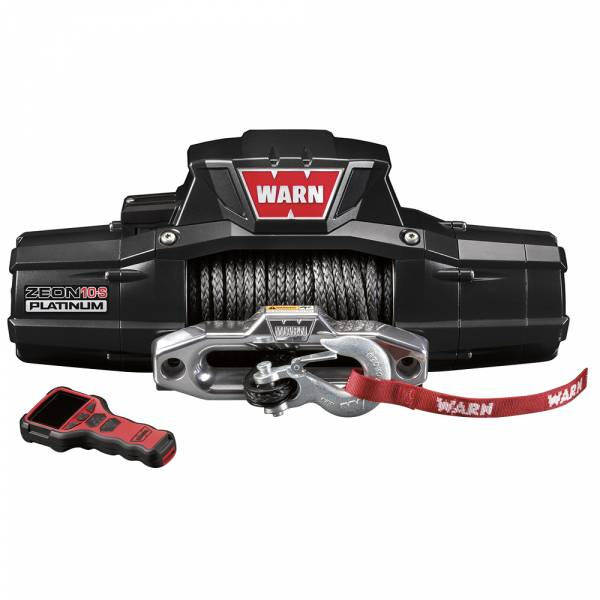 Warn - Warn 92815 ZEON Platinum 10-S Recovery Winch