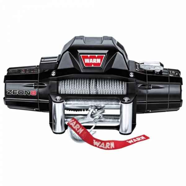 Warn - Warn 88980 ZEON 8,000lb Winch