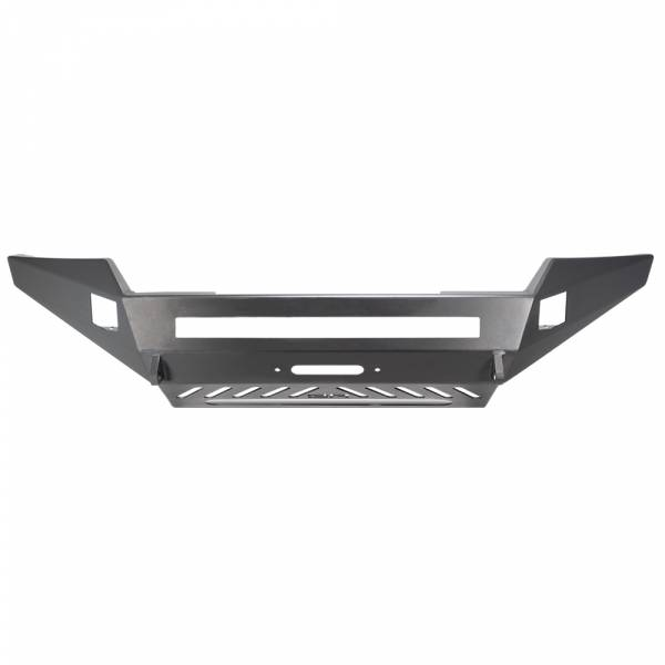 Body Armor - Body Armor TC-19338 Pro Series Winch Front Bumper for Toyota Tacoma 2016-2020