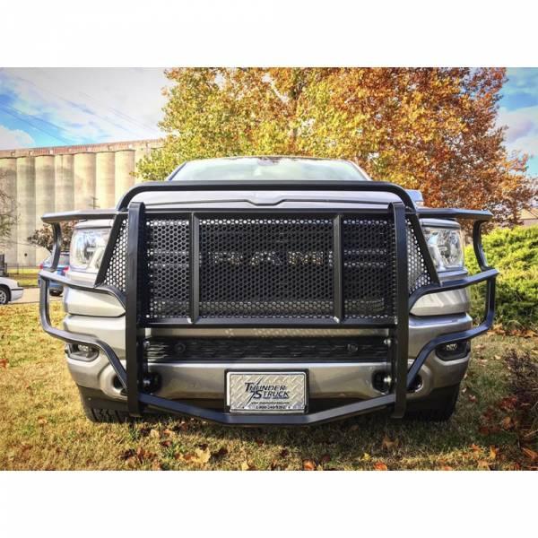 Thunderstruck - Thunderstruck DLD19-100 Grille Guard for Dodge Ram 1500 2019-2020