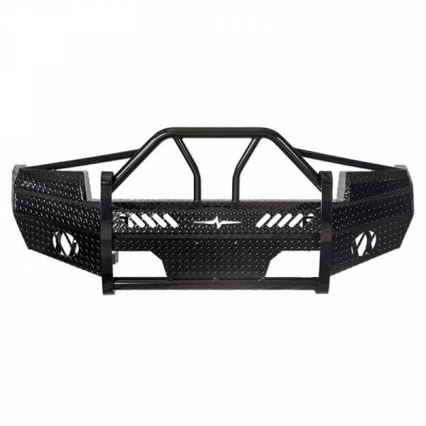 Frontier Gear - Frontier Gear 600-31-1005 Xtreme Front Bumper for GMC Sierra 2500 HD/3500 HD 2011-2014