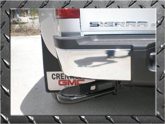 Frontier Gear - Frontier Gear 800-21-1005 Rear Assist Step Must Have Factory Tow Hitch Chevy/GMC 2500HD/3500 6.5' Short Bed 2011-2014