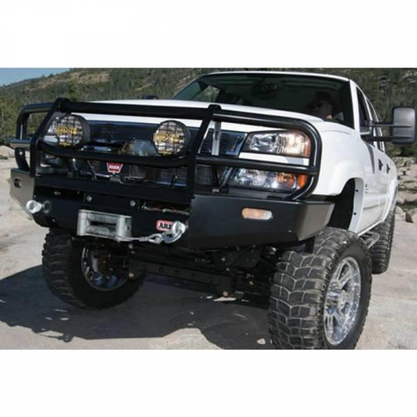 ARB 4x4 Accessories - ARB 3562060 Bumper Fitting Kit for Chevy Silverado and GMC Sierra 2500 HD/3500 2003-2006