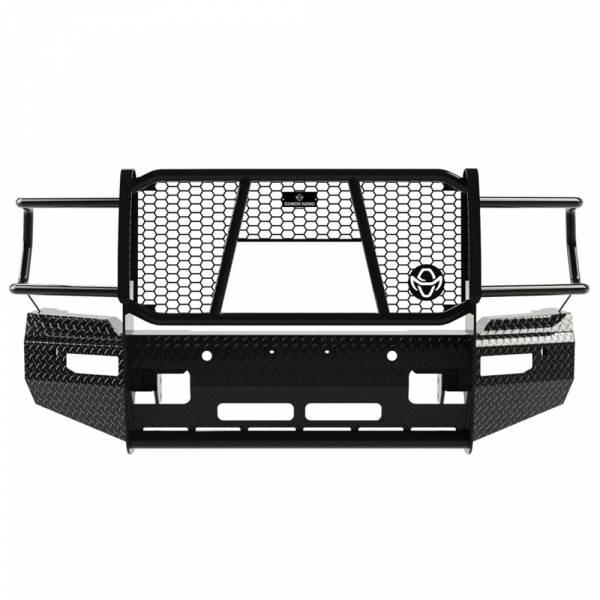 Ranch Hand - Ranch Hand FSD191BL1 Summit Front Bumper with Sensor Holes for Dodge Ram 2500/3500 2019-2020 New Body Style