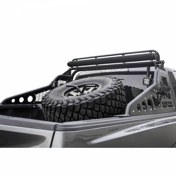 Addictive Desert Designs - ADD C015821100103 Race Series Chase Rack for Ford F150 2004-2018