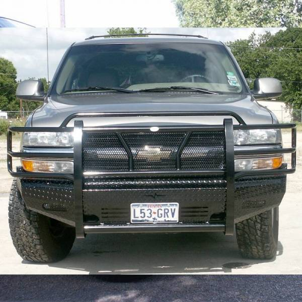 Frontier Gear - Frontier Gear 300-29-9005 Front Bumper for Chevy Suburban 1500/2500 2000-2006