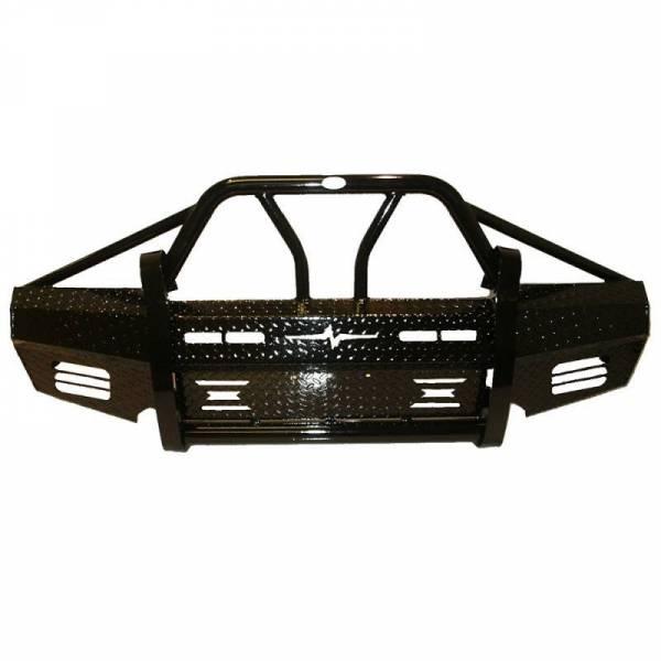 Frontier Gear - Frontier Gear 600-20-3005 Xtreme Front Bumper for Chevy Silverado 2500HD/3500 2003-2006