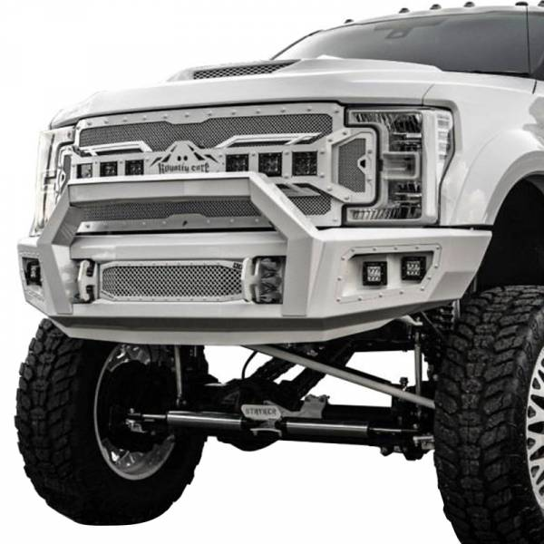 Flog Industries - Flog Industries FISD-F2535-1116F Front Bumper for Ford F250/F350 2011-2016