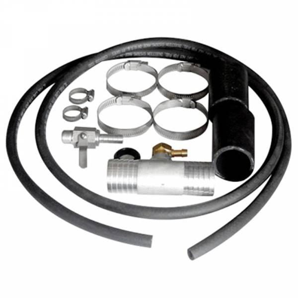 Aluminum Tank Industries - ATI AIK15FD Auxiliary Install Kit for Ford/Dodge/GMC