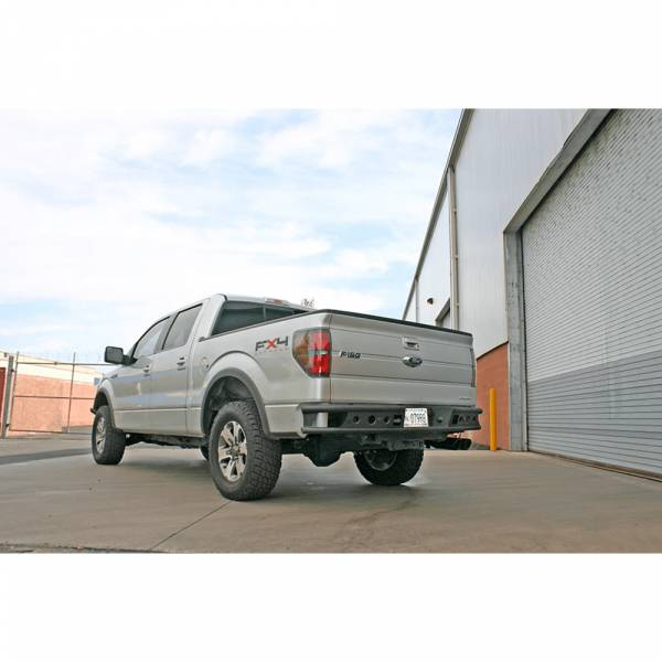 LEX - LEX FER2 Gen 2 Rear Bumper for Ford F150 2010-2014