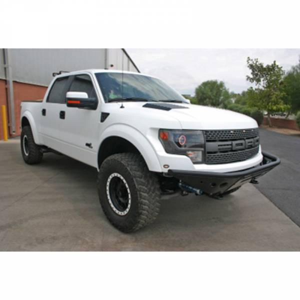 LEX - LEX FRSF2 Striker Gen 2 Front Bumper for Ford Raptor 2010-2014