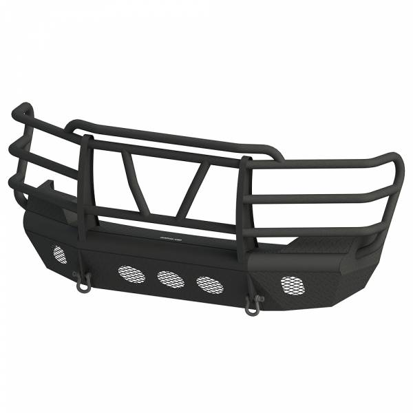 Bodyguard - Bodyguard AEC07 Traditional Extreme Front Bumper for Chevy Tahoe/Suburban 2007-2014